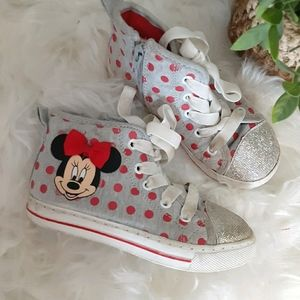 Disney's Minni Mouse High Tops